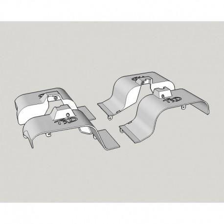 Pack ailes avant et arrières vaterra ascender Chevrolet Blazer K5