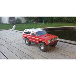 Barres de toit pour Vatera Ascender K5 / Roof Racks for Vaterra Ascender K5
