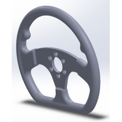 volant 1/10 / Steering wheel 1/10